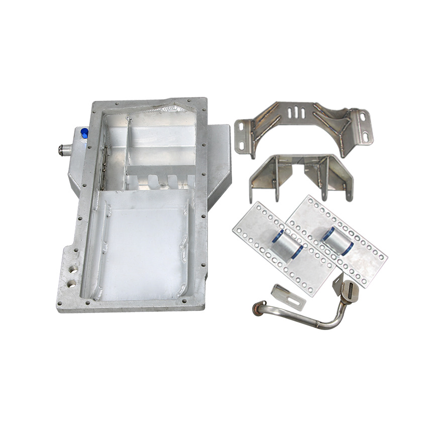 Cxracing Ls1 Engine T56 Manual Transmission Swap Kit  Oil Pan For 240sx S13 S14