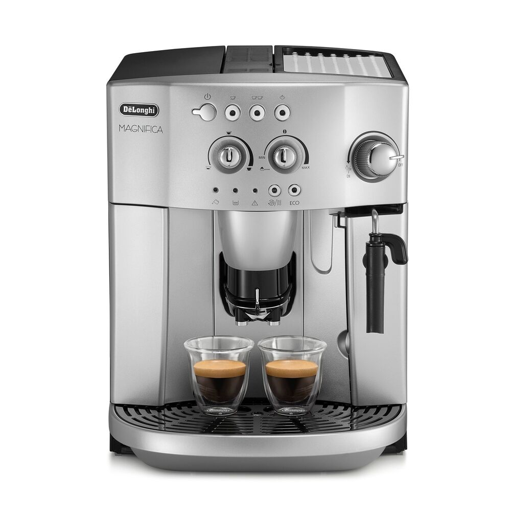 delonghi magnifica esam4200 bean to cup espresso cappuccino coffee machine new 8004399324640 ebay. Black Bedroom Furniture Sets. Home Design Ideas