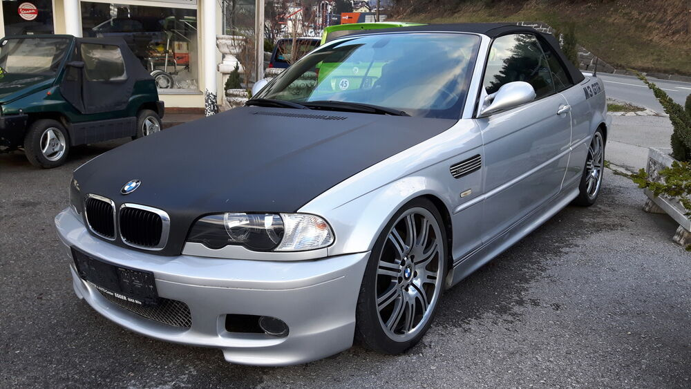 bmw 330 cabrio e46 mit m paket und 19 zoll original m3 magnesium felgen ebay. Black Bedroom Furniture Sets. Home Design Ideas