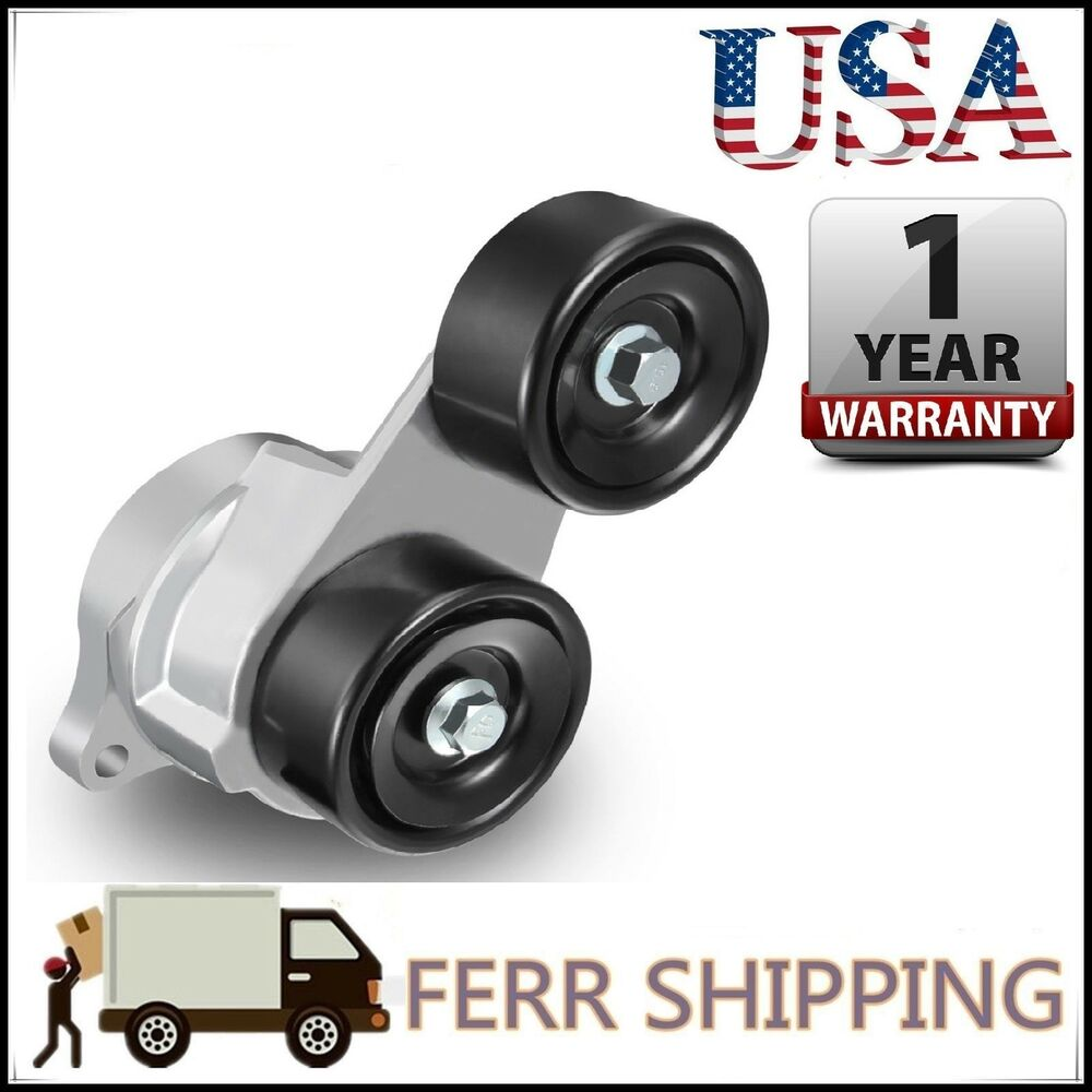 Serpentine Belt Tensioner Pulley For Honda Accord Pilot