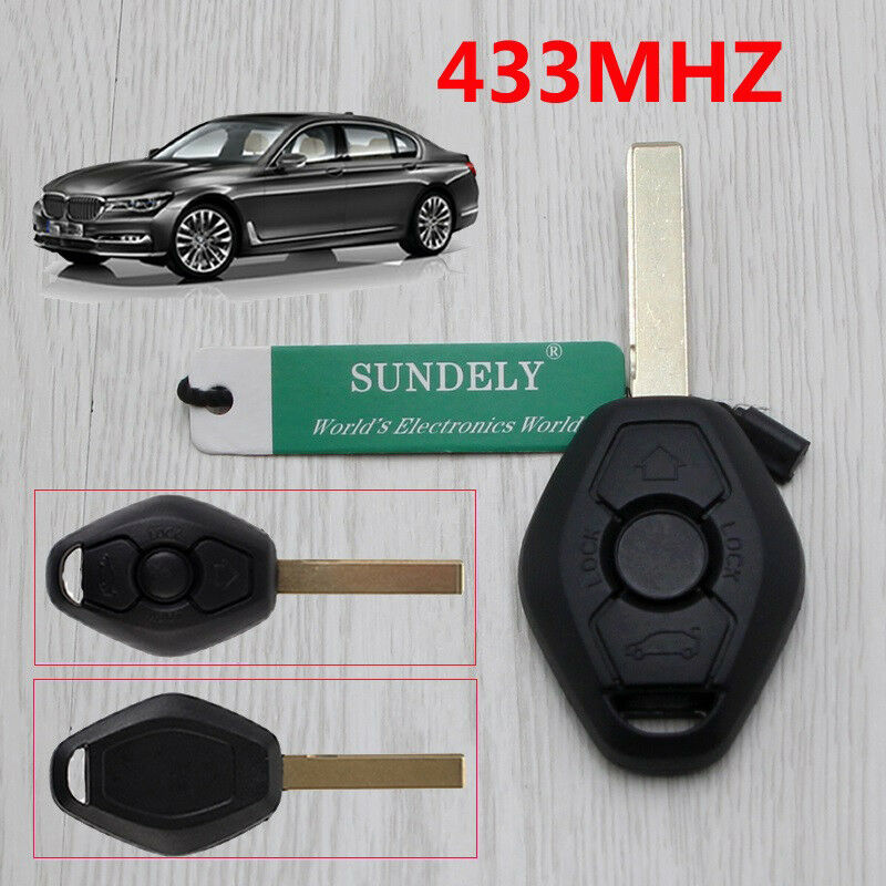 Autoradios Hifi Video Gps Bmw E46 E39 E38 3 5 7 Z3 M3 M5 Remote Key