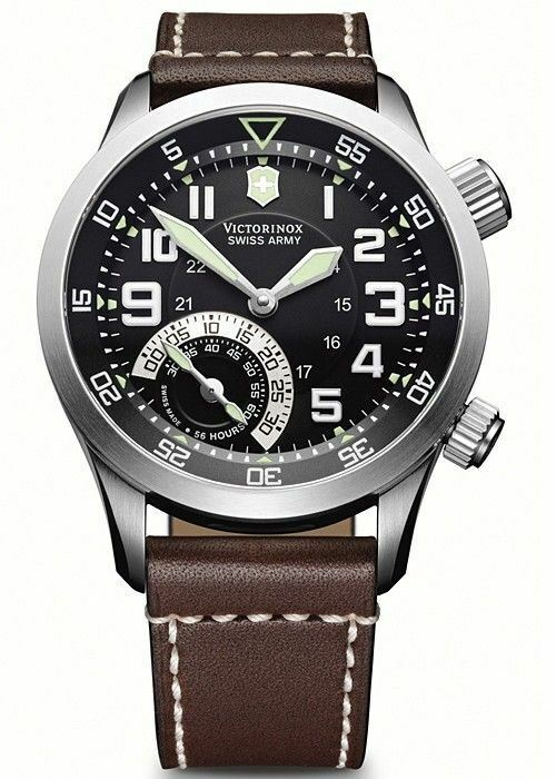 Victorinox Swiss Army Airboss Mach 4 Mechanical Men S