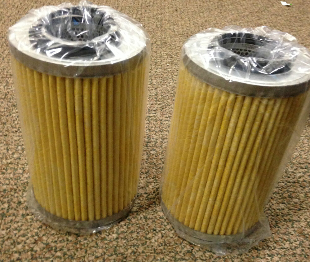 Oil Filter Replacement Set Of 2 Part 121015 Quincy Air