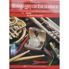 Standard of Excellence Comprehensive Band Method:  Flute-Book 1