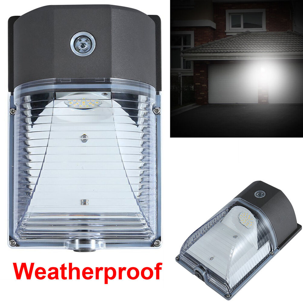 Outdoor Led Wall Mount Yard Security Light 26w Lighting