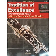 Tradition of Excellence  Bb Clarinet-Book 1
