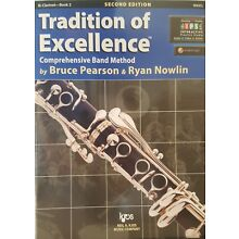 Tradition of Excellence  Bb Clarinet-Book 2
