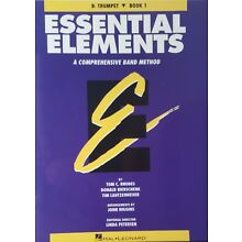 Essential Elements Bb Trumpet-Book 1