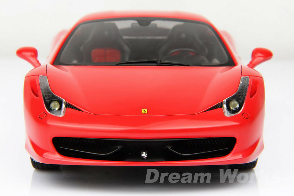 Award Winner Built Fujimi 1/24 RS 81 Ferrari 458 ITALIA +Detail | EBay
