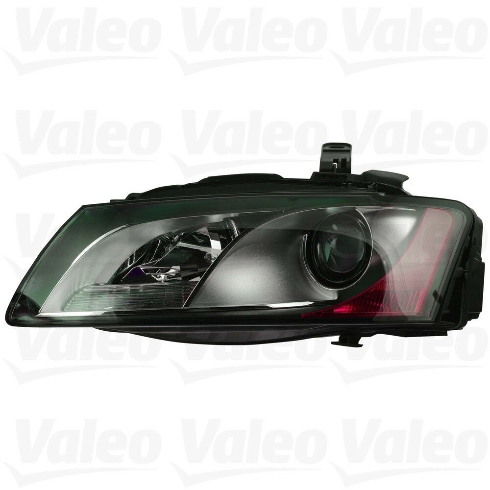 Details About Headlight Embly Front Left Valeo 44680 Fits 08 09 Audi S5