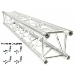 Kyпить 6.56FT (2 METERS) STRAIGHT SQUARE ALUMINUM TRUSS SEGMENT FOR PRO AUDIO LIGHTING  на еВаy.соm