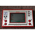 NINTENDO GAME & WATCH MICKEY MOUSE MC-25 1981 TESTED WORKING CONDITION