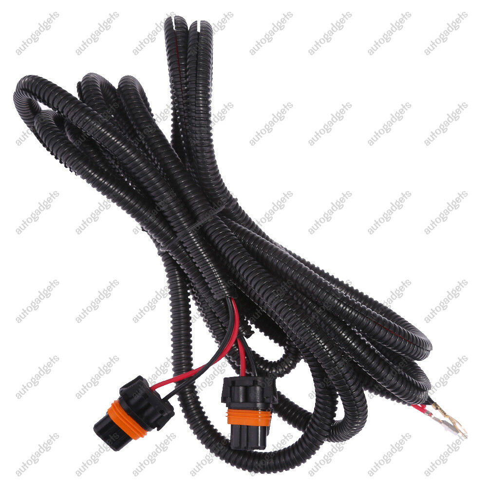 Details About Chevy Silverado Fog Light Wiring Harness 2003 To 2006 Voltage Controlled Filter Ssm2044p Controlcircuit Circuit Diagram For 2007 Classic Rh Ebay Com