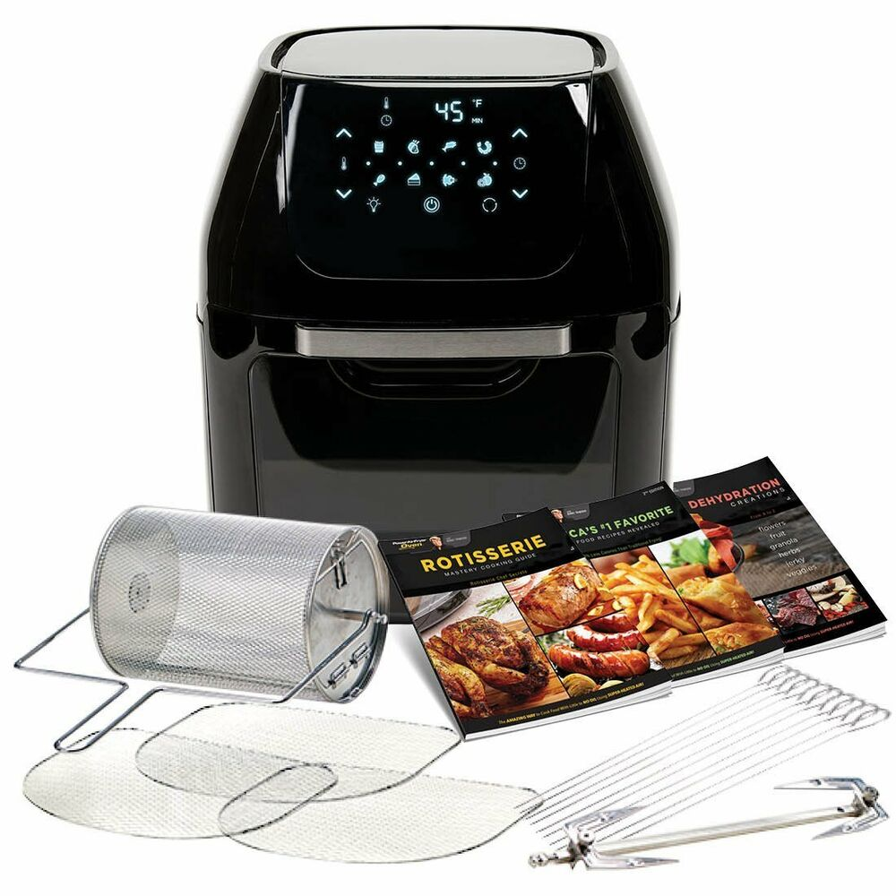 Power Air Fryer Cooker 3-in-1 Multi-Functional Cooker Air