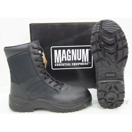 img-Magnum Centurion 8.0 Classic Boots Black Combat Boot NEW Army Security Police