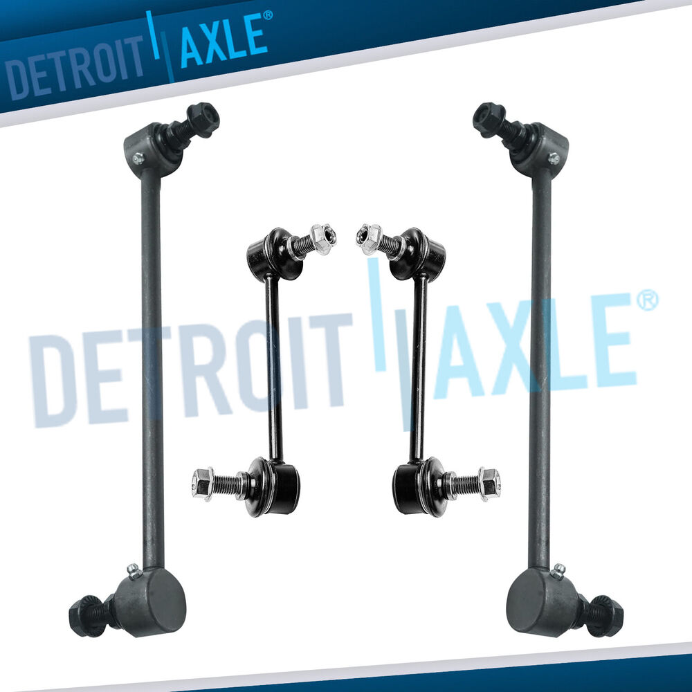 Front & Rear Sway Bar Link Kit For 2006-2010 Acura MDX