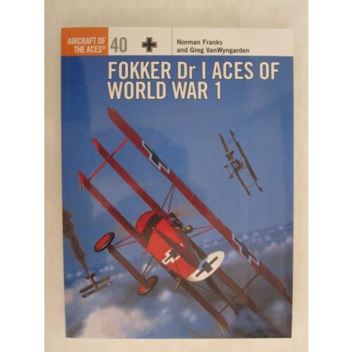 osprey-aircraft-of-the-aces-40-fokker-dr-i-aces-of-world-war-i-