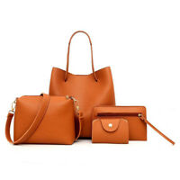 Women Handbags 4 Piece Set