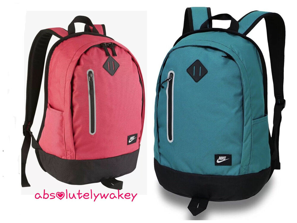 Details about NIKE CHEYENNE 3.0 SOLID BACKPACK BAG Rucksack Gym Travel School  Sports 10316fe0b89a8