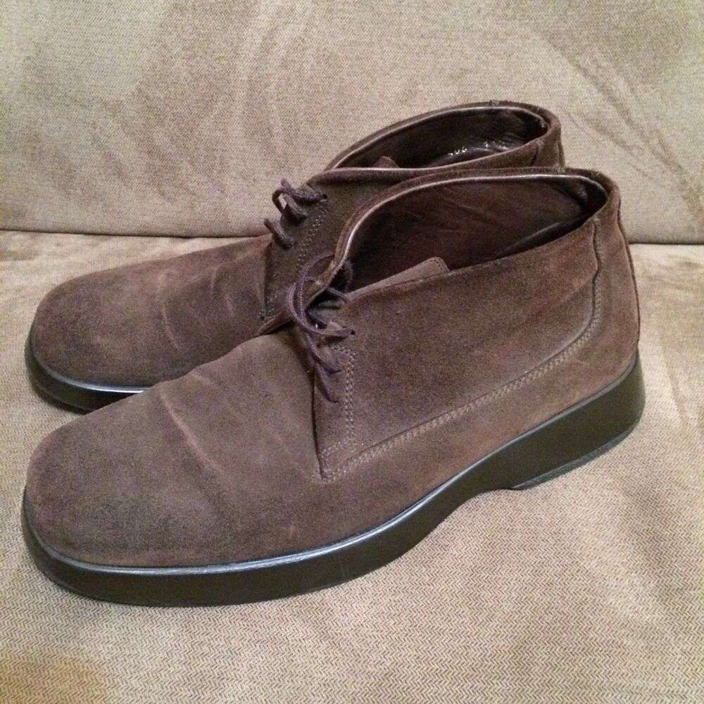 Details about To Boot New York Adam Derrick 406 Brown Suede Leather Shoes  Boots Size 11.5 56d6fc3183c1