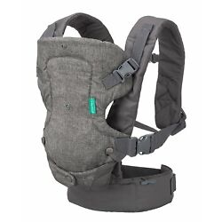 Kyпить Infantino Flip Advanced 4-in-1 Convertible Carrier, Light Grey на еВаy.соm