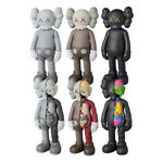 "KAWS COMPANION Flayed Open Dissected BFF 8"" PVC Action Figures Toys US STOCK NEW"