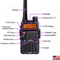 Kyпить BaoFeng UV-5R V/UHF Dual Band Two-way Walkie-Talkie 136-174/400-520MHz Ham Radio на еВаy.соm