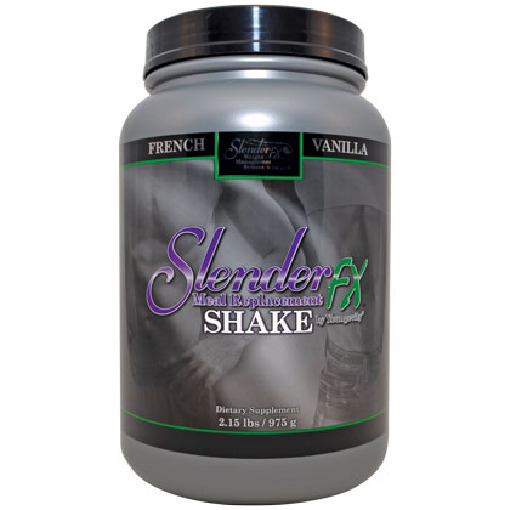 Youngevity Slender Fx Meal Replacement Shake French Vanilla Dr Wallach