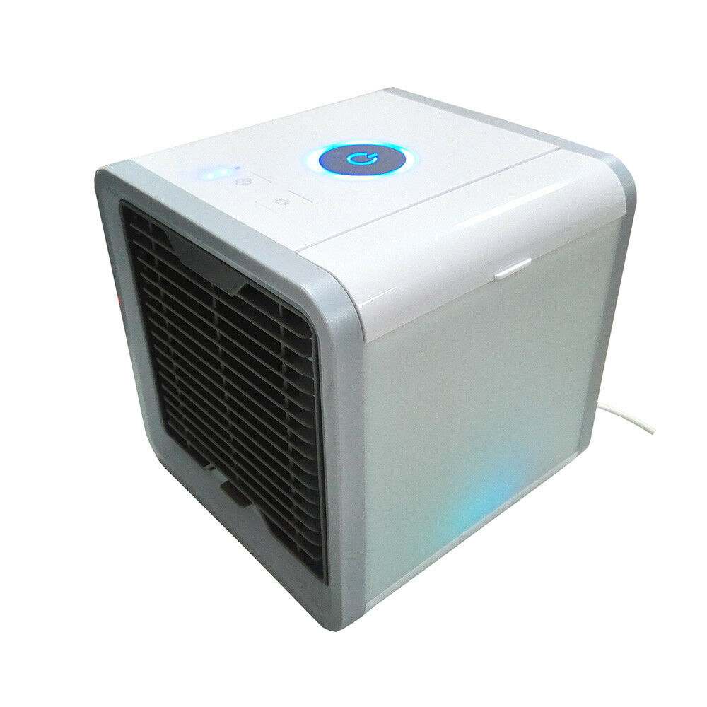 portable air fan air conditioner home personal cool air. Black Bedroom Furniture Sets. Home Design Ideas