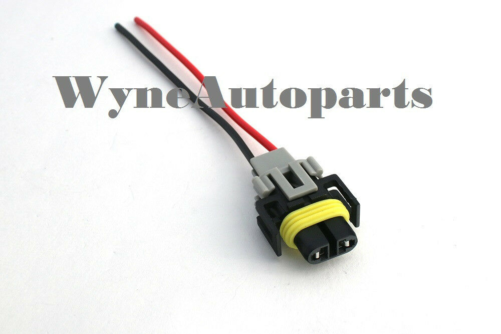 Vss Vehicle Speed Sensor Connector Wiring Harness Plug Gm