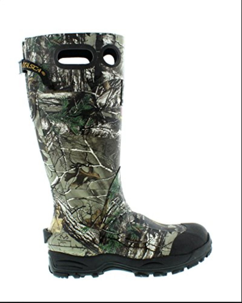4cac700426e9 Itasca Hunting Boot Men s Swampwalker 400g Rubber Waterproof Insulated Size  8 25593823263   eBay
