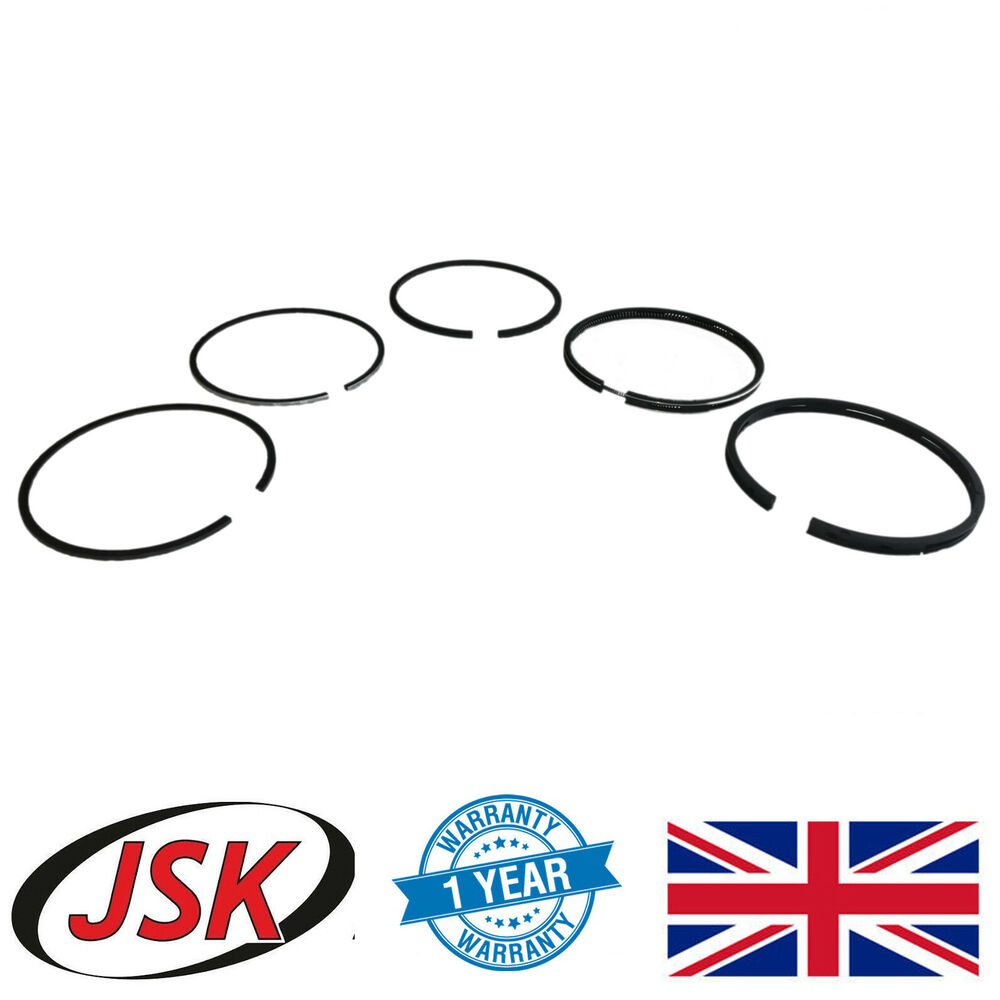 Piston Ring 5pc Set Std For Perkins A3.152 Ad3.152 A4.203 & Ad4.203 Engines Reasonable Price Agriculture/farming Tractor Parts