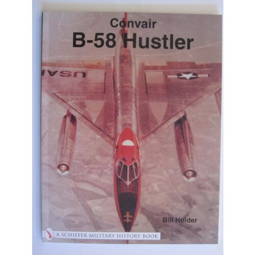 book-convair-b58-hustler-over-180-color-bw-photos