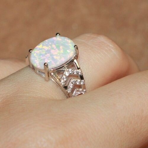 fire-opal-cz-ring-gemstone-silver-jewelry-65-8-cocktail-engagement-wedding-band