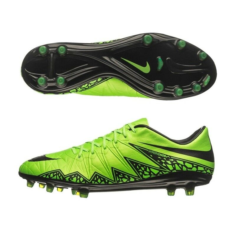 20ce9cbfabd Details about Nike Hypervenom Phinish FG Men s Soccer Cleats