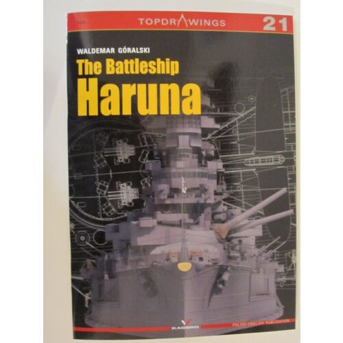 kagero-book-the-battleship-haruna-line-drawings-color-profiles