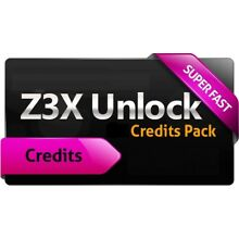 Z3x Credits Pack (200 credits) direct codes unlock via server fast delivery HOT