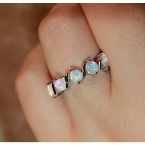white-fire-opal-ring-gemstone-silver-jewelry-55-65-75-delicate-wedding-band-j