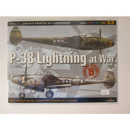 kagero-book-p38-lightning-at-war-part-2-16-pg-illustrated-throughout-decal