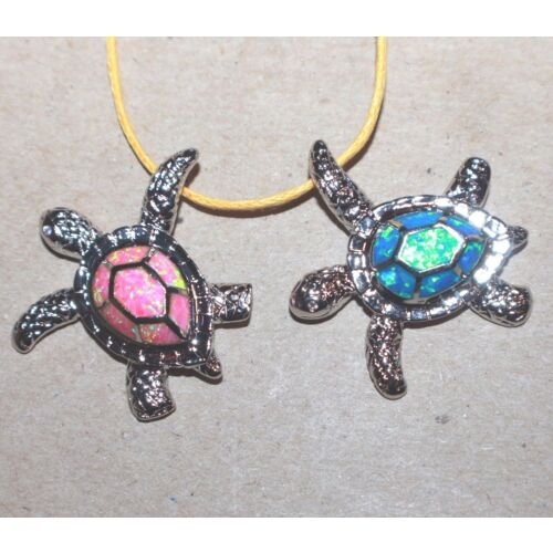 fire-opal-necklace-pendant-gems-silver-jewelry-chic-modern-cocktail-seaturtle-