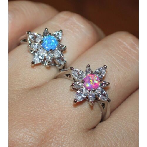 fire-opal-topaz-ring-silver-jewelry-sz-55-65-7-cocktail-engagement-flower-f1