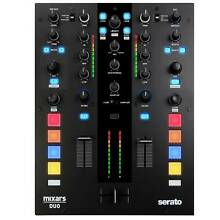Mixars DUO MKII Pro 2-channel Official Serato Mixer with Galileo Crossfader