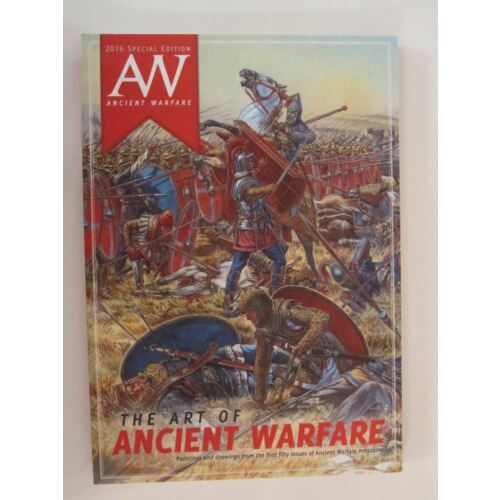 the-art-of-ancient-warfare-filled-with-great-color-illustrations-98-pages-sc