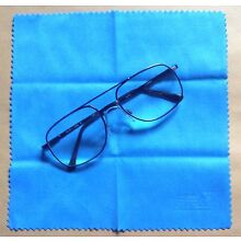 Microfiber Cleaning Cloth Glasses Camera Lens LCD Screen Cellphone 6.5 x 6.5 IN.