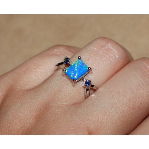 fire-opal-cz-ring-gemstone-silver-jewelry-sz-8-wedding-engagement-cocktail-band-