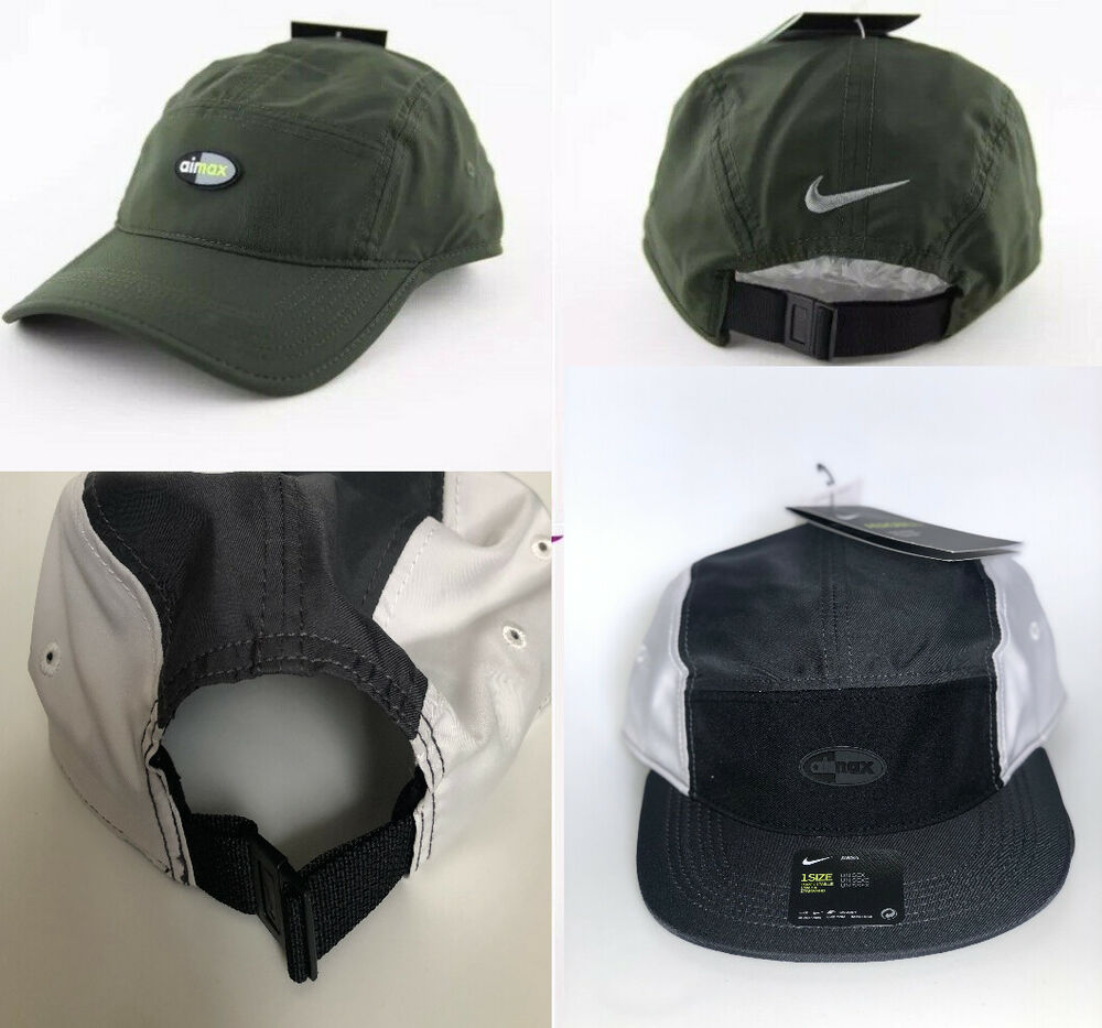 991eefeaad57 Details about Nike Air Max AW84 Aerobill Adjustable Vintage Cap Hat 916350  Running Casual