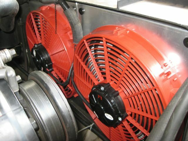 CHEVY CHEVELLE BBC STAGE 5 EXTREME TWIN ELECTRIC COOLING ...
