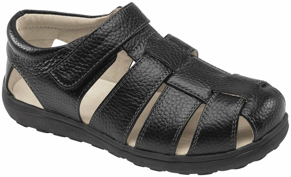 Details about See KAI Run DILLON ll FISHERMAN SANDAL (black) aa3a612131f4