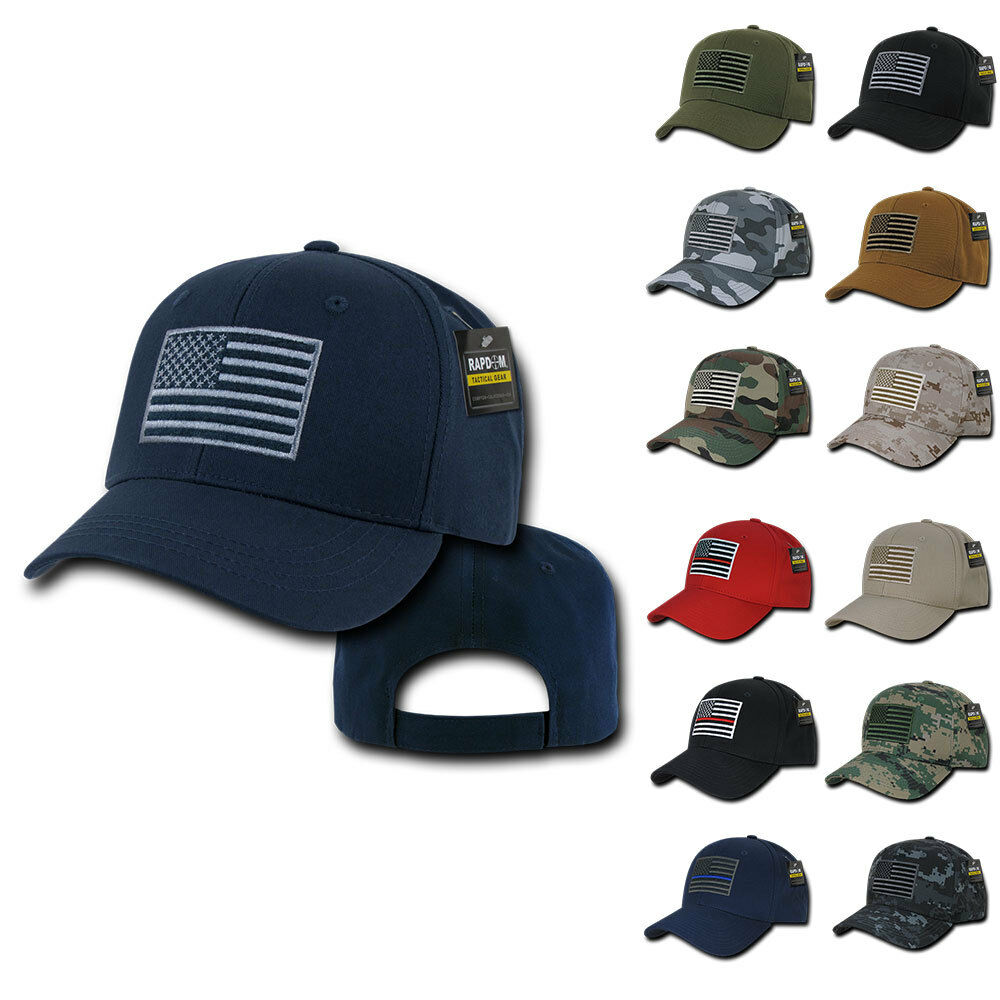 Details about Patriotic USA American Flag Patch Tactical Operator Cotton  Baseball Hats Caps a1efc40b2e26