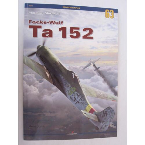 kagero-book-fockewulf-ta-152-c1h0h1-models-31-drawings-4-color-profiles